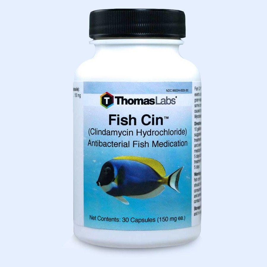 Fish Cin 30 - Clindamycin 150 Mg