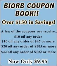 The Biorb & Biube Coupon Book