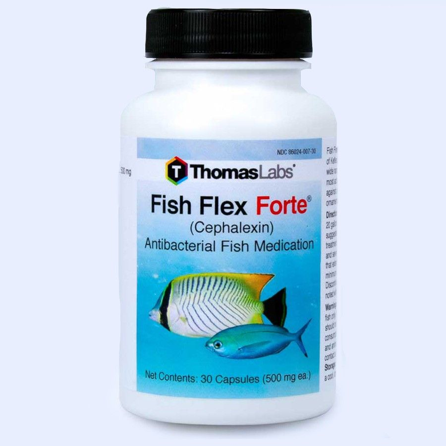 Fish Flex - Cephalexin/Keflex 250 Mg (30 Count)