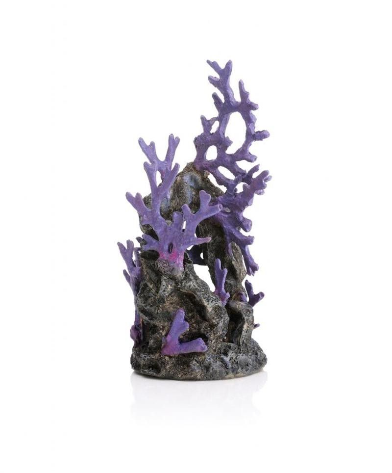 BiOrb Purple Coral Ornament - Medium