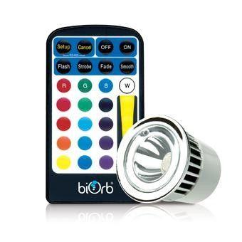 Biorb Multi Color LED Light and Remote