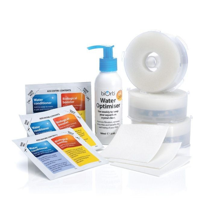 Service Kit Triple Pack With Water Optimiser
