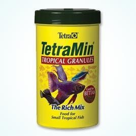 Tetra Min Tropical Flakes