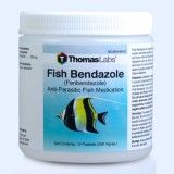 Fish Bendazole Powder Packets - Fenbendazole 250 Mg (12 Count)