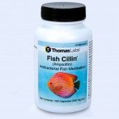 Fish Cillin - Ampicillin 250 Mg (100 Count)