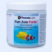 Fish Zole Forte Powder Packets - Metronidazole 500 Mg (12 Count)