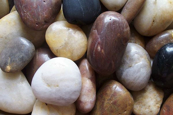 Assorted Feng Shui Pebbles